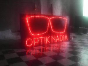 jual led running text di cakung