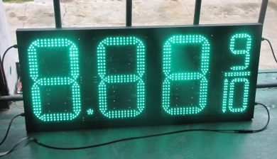 jual led running text di kembangan