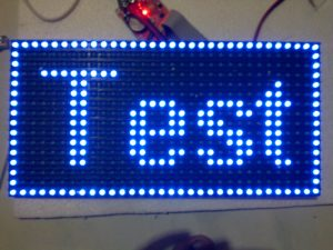 jual led running text di setiabudi